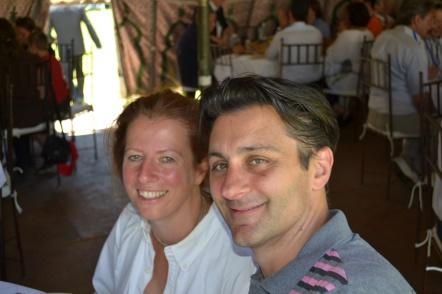 Pascal Fardet et Geneviève Keyaerts